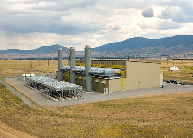 Basin Creek 51.8 MW Generation Plant, Basin Creek Energy ...